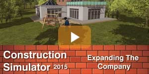 Construction Simulator 2015 Gold Edition - Expanding The Company