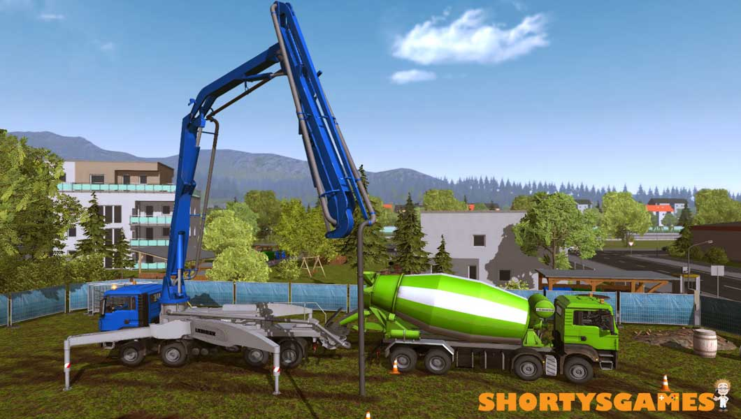 Construction Simulator 2015 Gold Edition Gallery