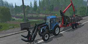 Farming Simulator 2015 Screenshots