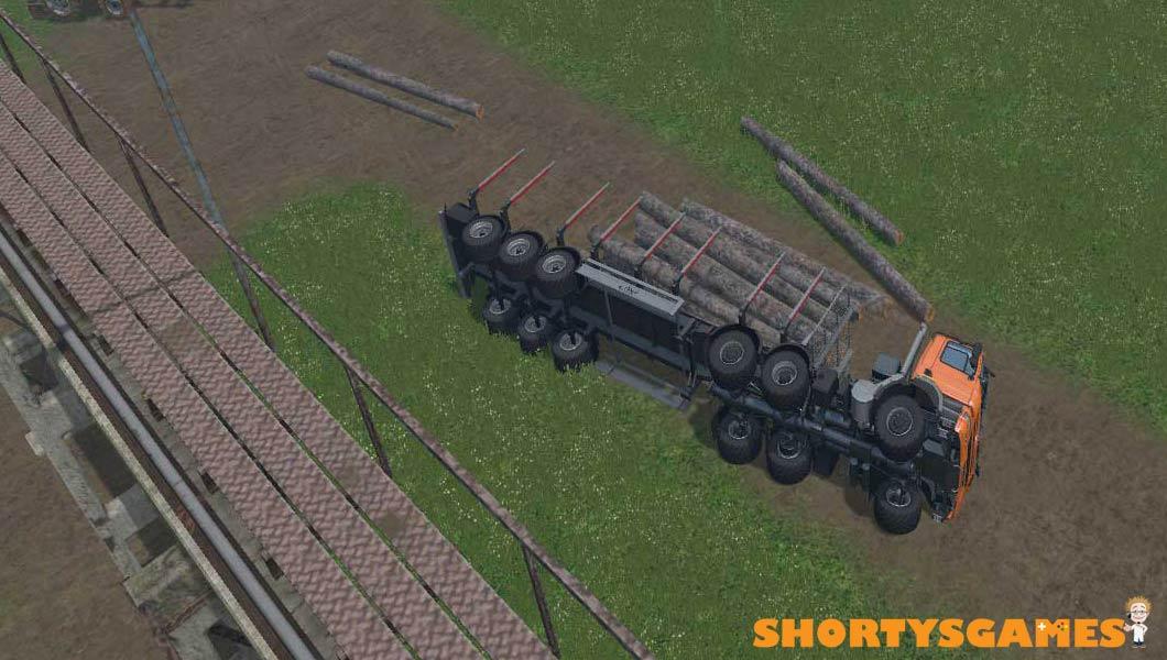 Farming Simulator 2015 Screenshot
