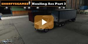 American Truck Simulator Halling Ass 3 Video Thumbnails